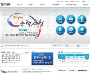 TOPIK New Website