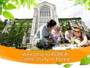 Scholarships in Korea