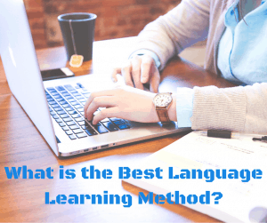 What is the best method to learn a language